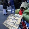 美国穷人怎么生活?